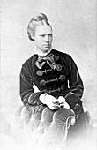 Lillias Anna Hamilton, British Doctor and Author