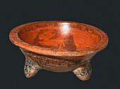 Molcajete, stone vessel, Mexico