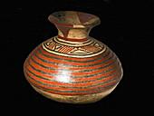 Ceramic jar, Mexico