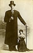 Frederick Kempster AKA Blackburn Giant