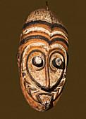 Clan Mask, Latmul Culture, Papua New Guinea