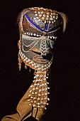Mask, Kuba People Culture, Democratic Republic of Congo