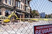 Earthquake, California, 2014