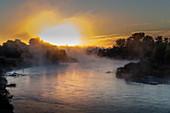 Dawn, N. Platte River