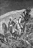 Zanzibar Slave Trade, 1889