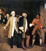 Granville Sharp Defends Jonathan Strong, 1767