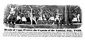 The Amistad Slave Ship Revolt, 1839