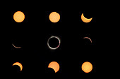 Total solar eclipse series, August 21, 2017