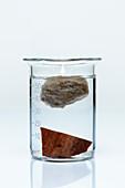 Density of rocks