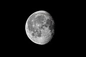 17-Day-Old Waning Moon