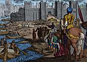 Ancient Wonder of the World, Walls of Babylon