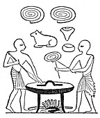 Ancient Egyptian Cooking