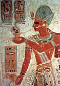 Ramses III, Ancient Egyptian Pharaoh