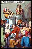 Medieval Punishment, Pillory