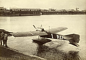 Seaplane, World War 1 Era, Italy