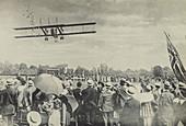 Air Show, Milan, Italy, c. 1915