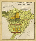 Battle of Guilford Court House, 1781