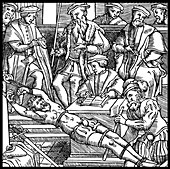Medieval Torture, The Rack