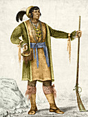 Osceola, Seminole Indian Leader
