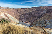 Open Pit Copper Mine, Bisbee, AZ
