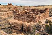 Box Canyon Ruins, Wupatki NM