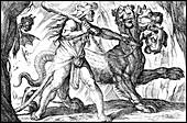 Labors of Hercules, Capture Cerberus