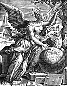 Liberal Arts, Personification of Astronomy