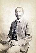 Buffalo Soldier, 25th Infantry Regiment, 1880s