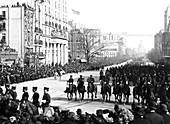 Buffalo Soldiers, Heroes of San Juan, 1905
