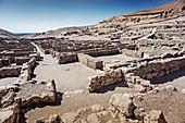 Deir el-Medina, ancient Egyptian village