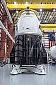 Dragon 2 spacecraft, Demonstration Mission 1