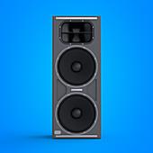 Illustration of a speaker