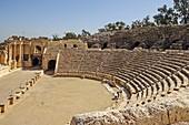 Bet Shean Roman theatre, Israel