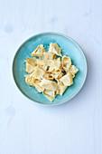Raviolini di fontina – fontina ravioli