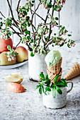 Woodruff ice cream