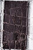 Chopped Dark Chocolate Bar