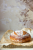 Sourdough home made bread