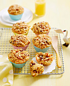 Superfoods For Babies and Toddlers - Toddlers - Breakfast - Fruity Muesli Muffins