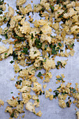 Breadcrumbs with herbs