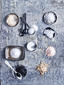 Salt Varities