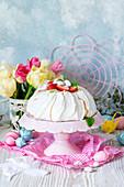 Pavlova for Easter