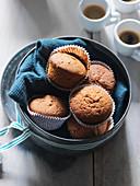 Mais-Vanille-Muffins