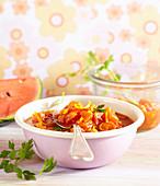 Pikant-scharfes Wassermelonenchutney