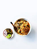 Khao soi (South East Asian laksa)