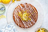 Slimming World Lemon Cake
