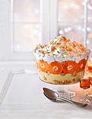 Eggnog-Trifle
