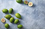 Brazilian guavas (Feijoas)
