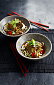 Meaty Spare Ribs with Rich Broth Noodles