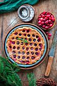 Cranberry-Pie