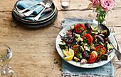 Roasted Mediterranean Vegetable
